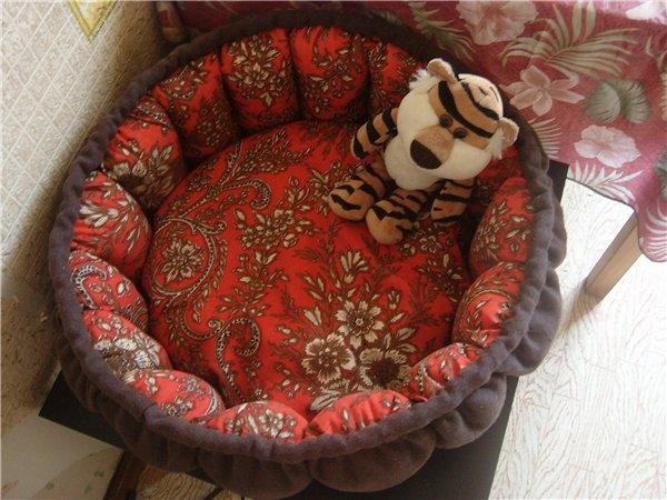 Лежанку для котенка своими руками фото 293